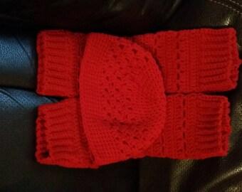 Leg Warmers / Hat Sets
