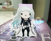Throne of Glass Magnetic Bookmark