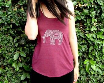Elephant Mandala Etsy