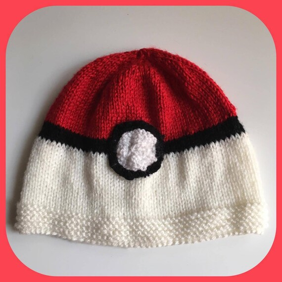 Pokemon Knitted Hat Patterns Images Pokemon Images
