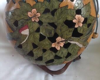 custom gourds by Ida