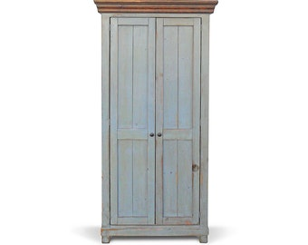 Wardrobe, Bookcase, Display Cabinet, Reclaimed Wood, Farmhouse, China Cupboard, Rustic, Handmade, Shabby Chic,