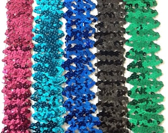 "2"" Sequin Trim"
