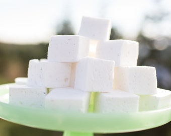 Vanilla Bean Marshmallows - Gift for Him, Gift for Her, S'Mores