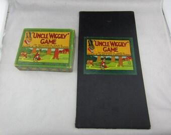 "Vintage ""Uncle Wiggily"" Game - #4817"
