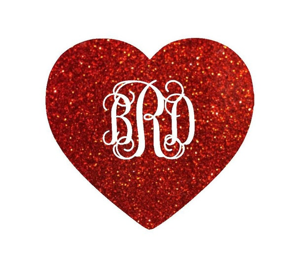 iron on heart valentines day glitter iron on custom iron on decal iron