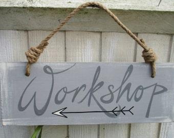 Workshop arrow