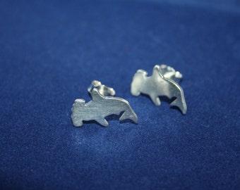 Hammerhead Earrings