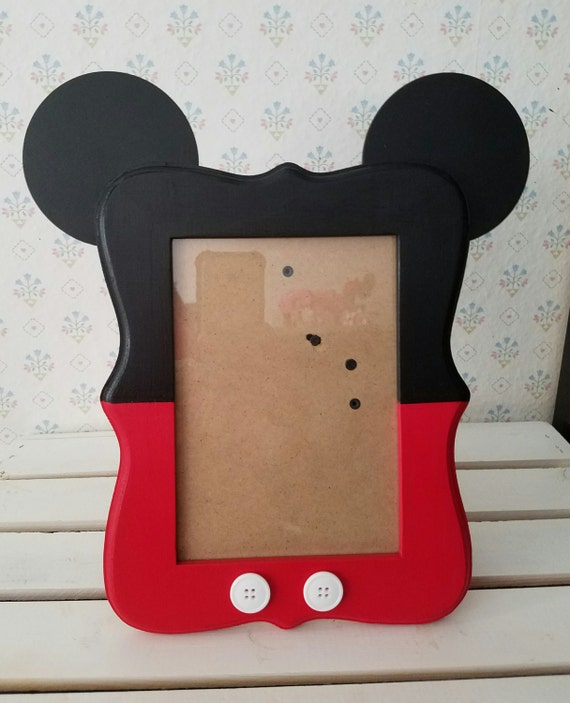 like this item - Mickey Mouse Photo Frame