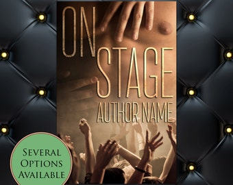 On Stage Pre-Made eBook Cover * Kindle * Ereader Cover