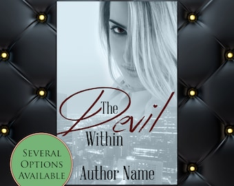 The Devil Within Pre-Made eBook Cover * Kindle * Ereader Cover
