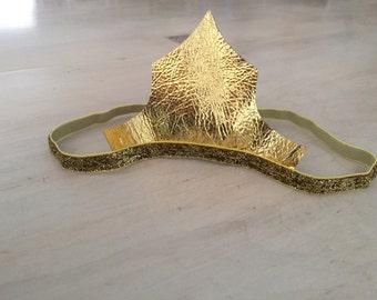 Majestic Crown Headband