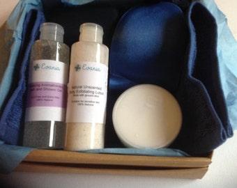 Natural Aromatherapy Gift Set