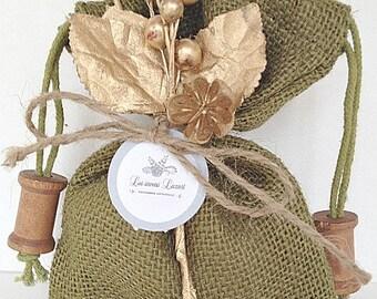 Lavender Scented Sachet/Home fragrance/Potpourri/Drawer sachets
