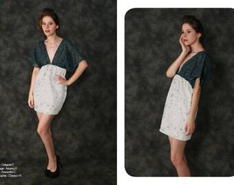 Evening dress, sleeveless - T36/38