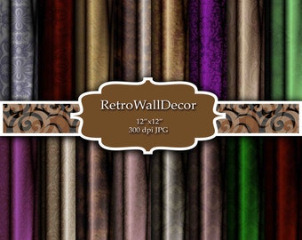 Velvet Curtains Digital Papers , drapes texture , curtain background , velvet texture , scrapbook papers Buy 2 Get 1 FREE
