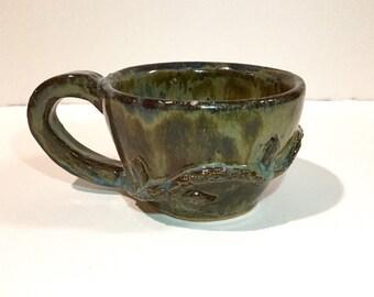 Rustic Vine Mug