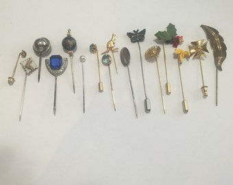Hat Pin Collection