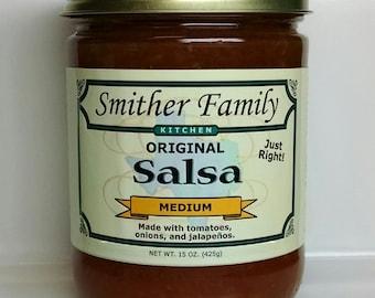 Salsa - Hot Sauce.