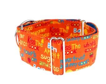 Martingale collar, greyhound collar, 2 inch, dog collar, martingale,martingale collars