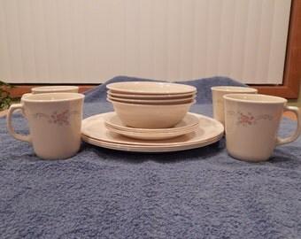 Corelle English Breakfast Dinnerware