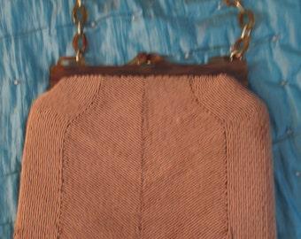 old bag trimmings and tortoiseshell
