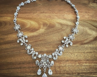 Chantily necklace