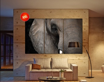 elephant art wall art print prints on canvas elephant art  photo art work framed art artwork