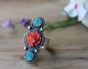 Vintage Soul ring