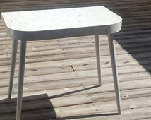 Mid Century Modern Formica Side Table