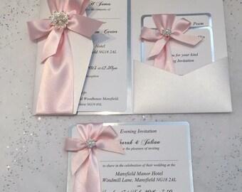 Wedding invitations set -12