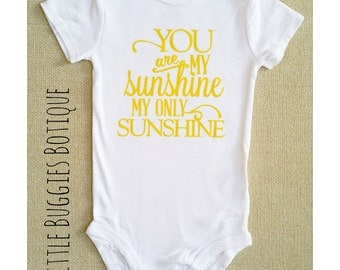You are my Sunshine | Baby Shower | Baby Shower Gift | Gender Neutral