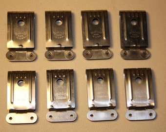 Vintage Testrite Stainless Steel Film Clips
