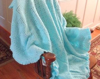 Baby Blanket - Afghan