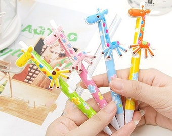 Cute Giraffe Pen