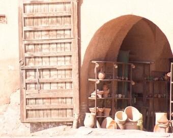 Marrakesh, Pottery