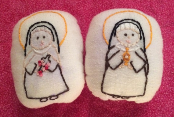 Catholic Saint Dolls for Kids