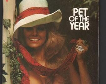 Mature Vintage Penthouse Magazine Mens Girlie Pinup : October 1973 Ex+ White Pages High Grade
