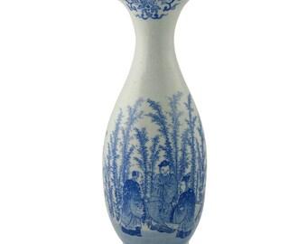 Japanese Meiji Period Arita Porcelain Vase