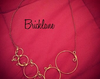 Necklace Bubbles