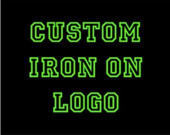 Customize a logo