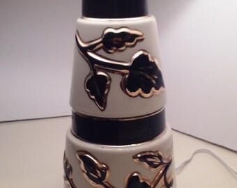 1955 Lawrin Co. Ceramic Lamp