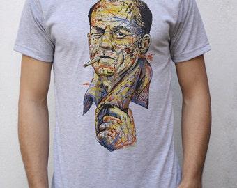 Jackson Pollock T shirt Artwork