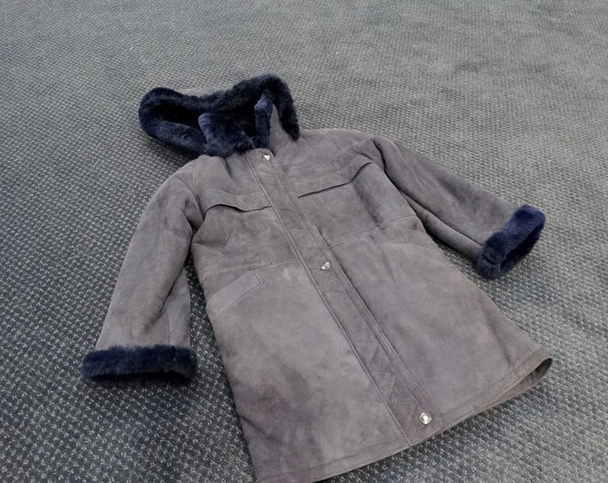 Kids Winter Outfit,Warm Mouton Jacket F217