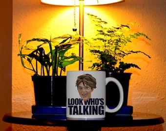Funny Sarah Palin Mug