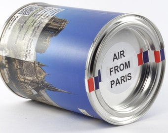 Canned Air from Paris - Notre Dame