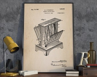 electric toaster etsy. Black Bedroom Furniture Sets. Home Design Ideas