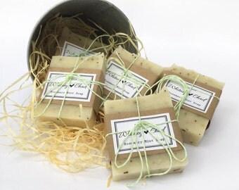 Wedding Favors, Shower Favors, Soap Favors, Handmade Soap, Cold Process Soap, Bar Soap, Palm Free Soap, Paraben Free, Vegan Soap