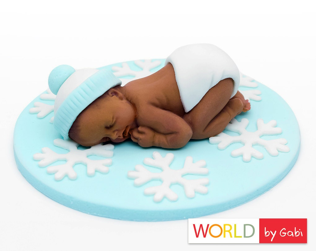 baby boy cake toppers winter baby boy topper baby shower topper winter cake 1416