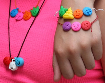 Emoji Beads, Designed and Manufactured in NY